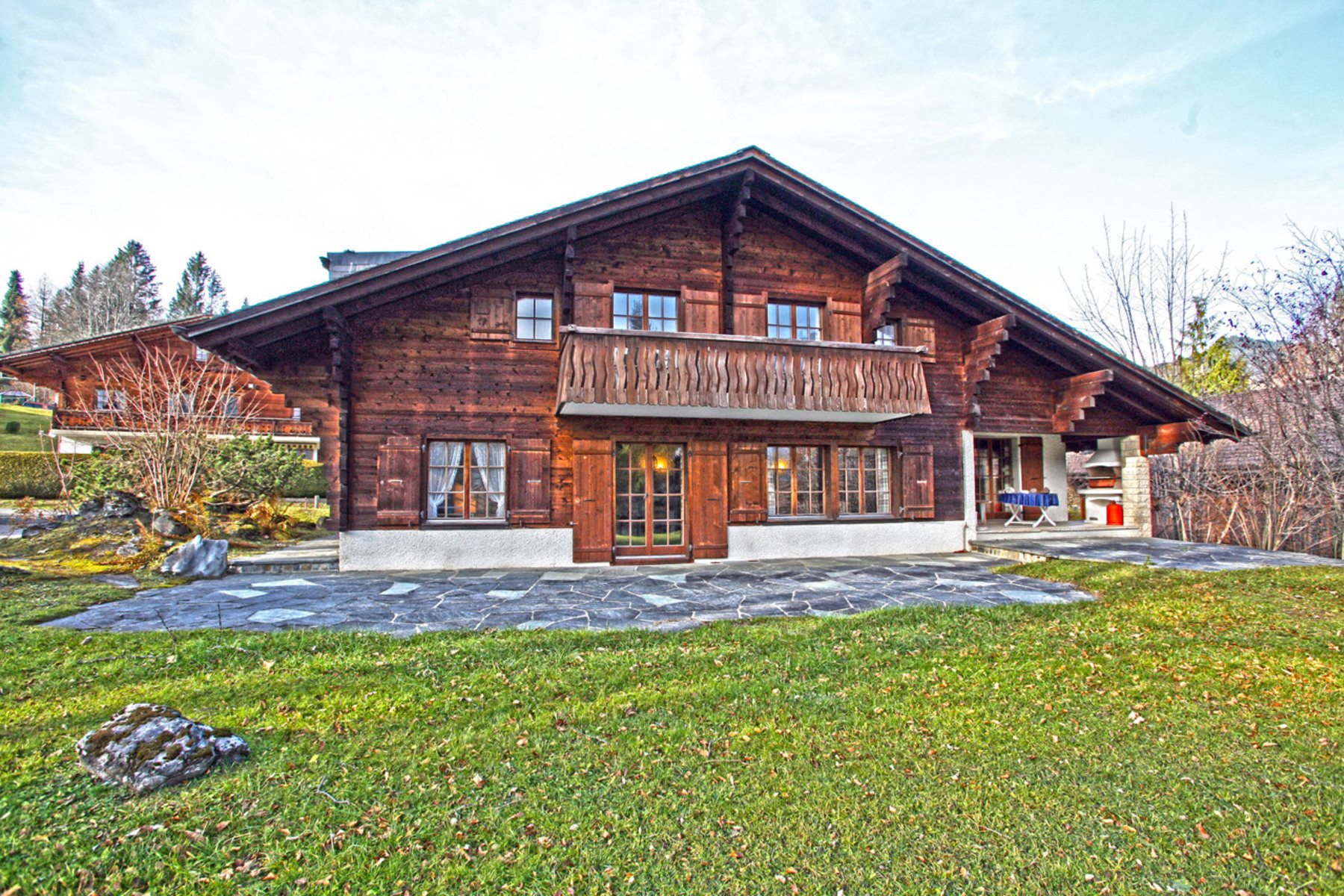 Single Family Home for Sale at Caroline Route des Renards 25 Gryon, Vaud 1882 Switzerland