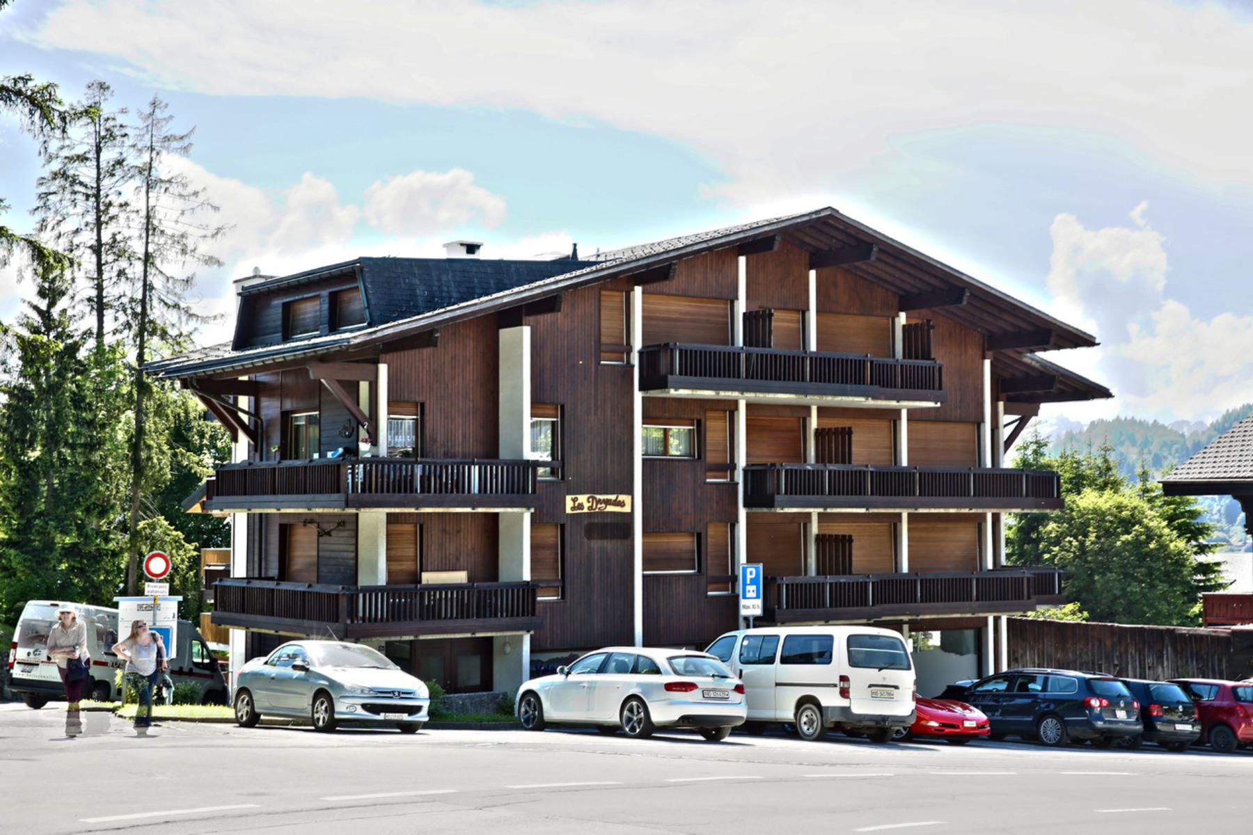 Apartamento para Venda às Les Dryades 7 Route des Hôtels 24 Villars-Sur-Ollon, Vaud, 1884 Suíça