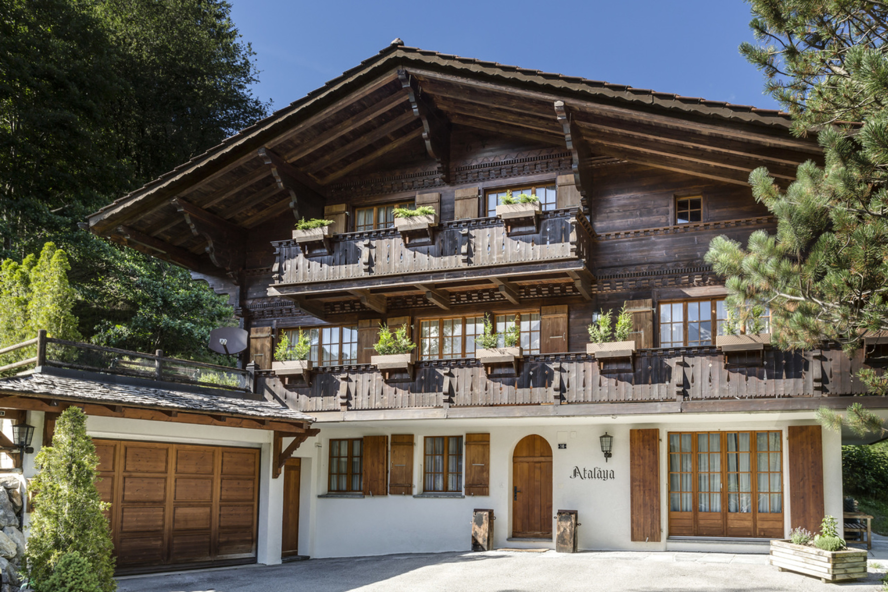 "Single Family Home for Sale at ""Anglo-Bernese"" family home Gsteig Other Switzerland, Other Areas In Switzerland, 3785 Switzerland"