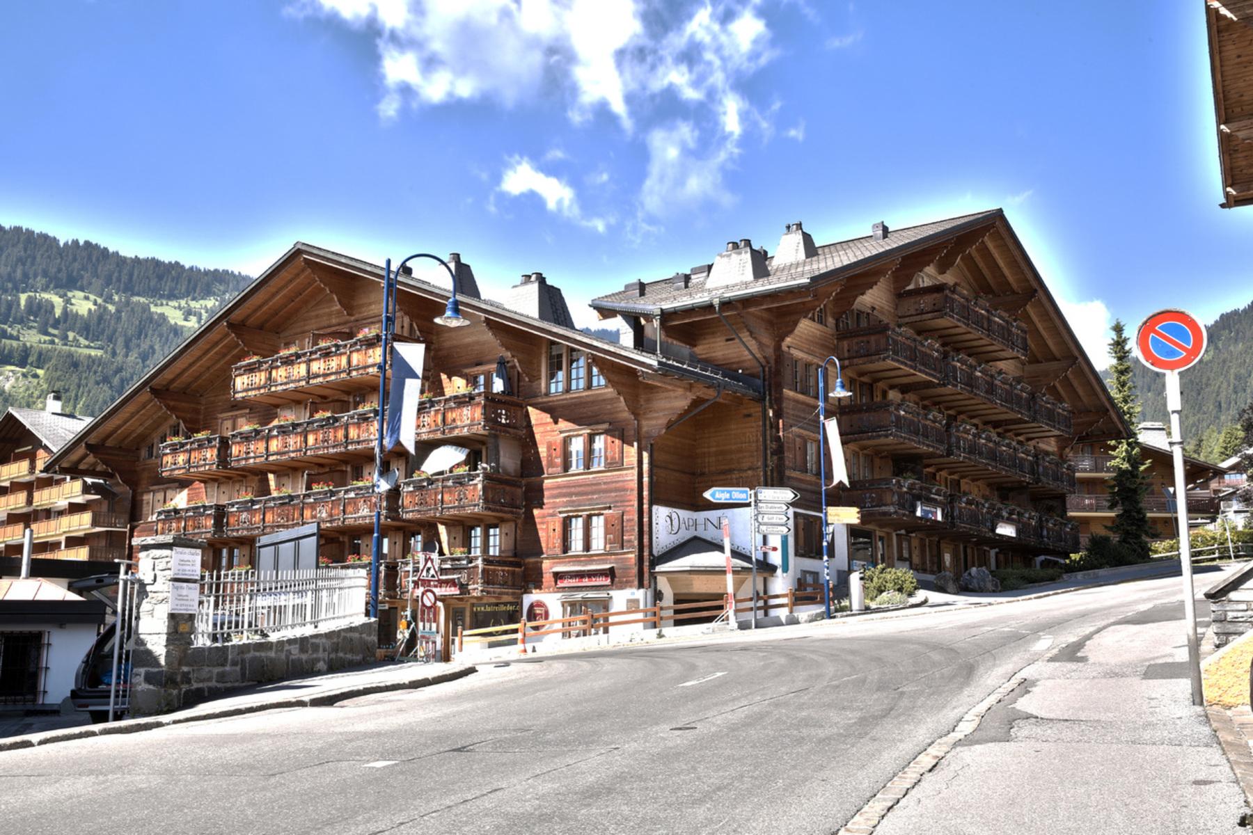 Appartement pour l Vente à Daphné A23 Route des Hôtels 5 Villars-Sur-Ollon, Vaud, 1884 Suisse