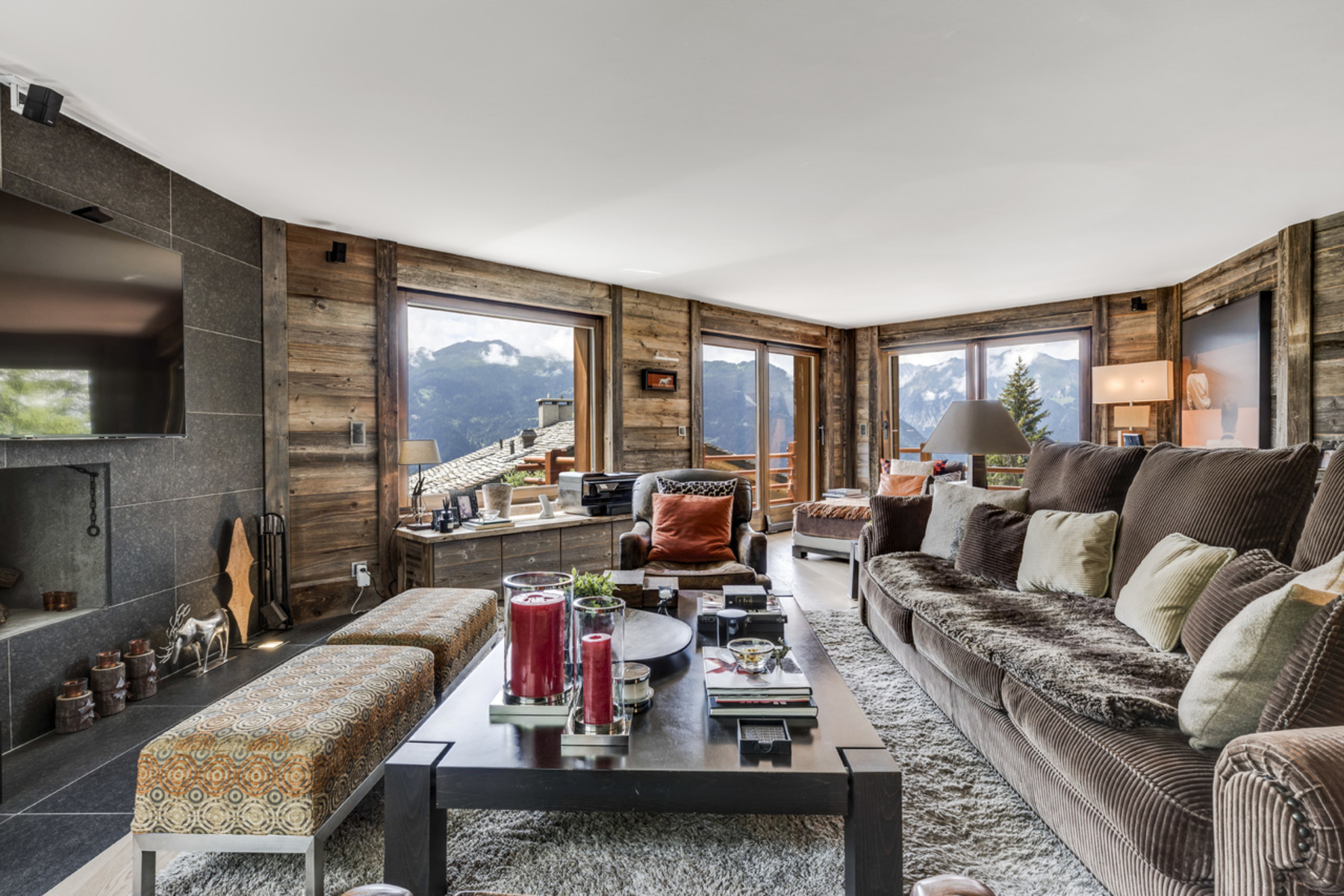 Apartment for Sale at GRANDS DUCS 326 Switzerland Verbier, Valais, 1936 Switzerland