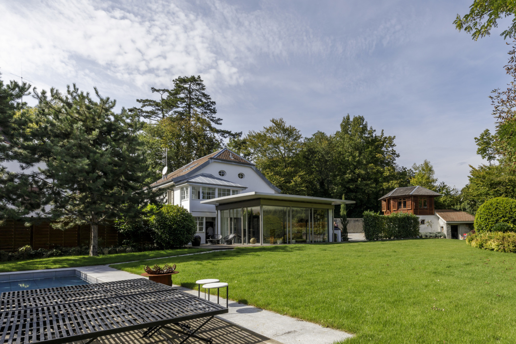 Single Family Home for Sale at Property with exceptional character Conches Conches, Geneva, 1231 Switzerland