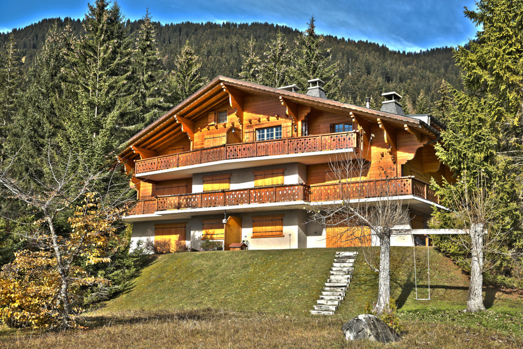 Condominio per Vendita alle ore Grimpereau 3-4 Route de la Résidence 82 Chesieres, Vaud, 1885 Svizzera