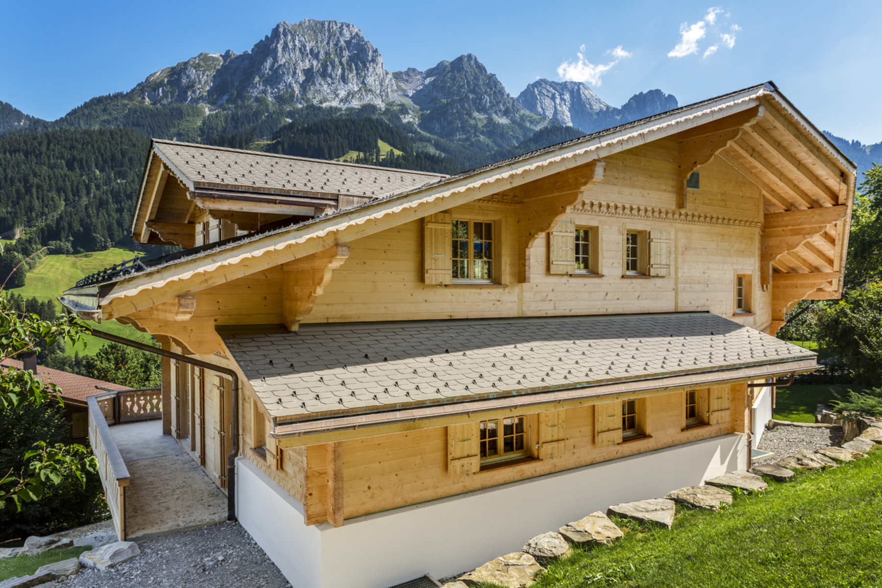 Single Family Home for Sale at Superb chalet in Rougemont Gstaad, Bern, 3780 Switzerland