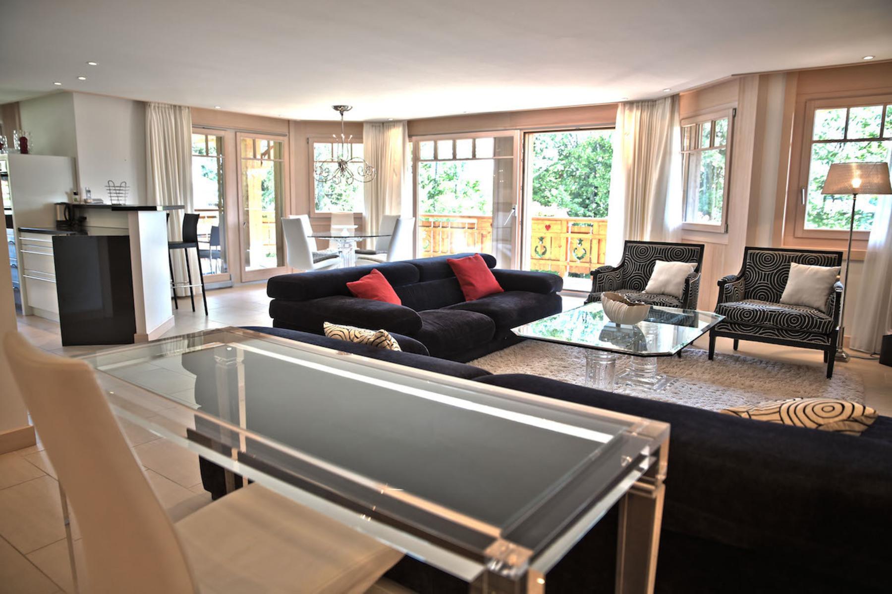 Condominium for Sale at Diana 6 Ch des Troubadours Villars-Sur-Ollon, Vaud, 1884 Switzerland