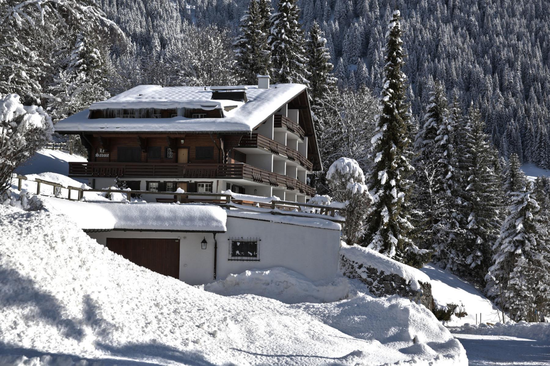 Wohnung für Verkauf beim Savoie II-B Route de la Résidence 176, Chesieres, Waadt, 1885 Schweiz