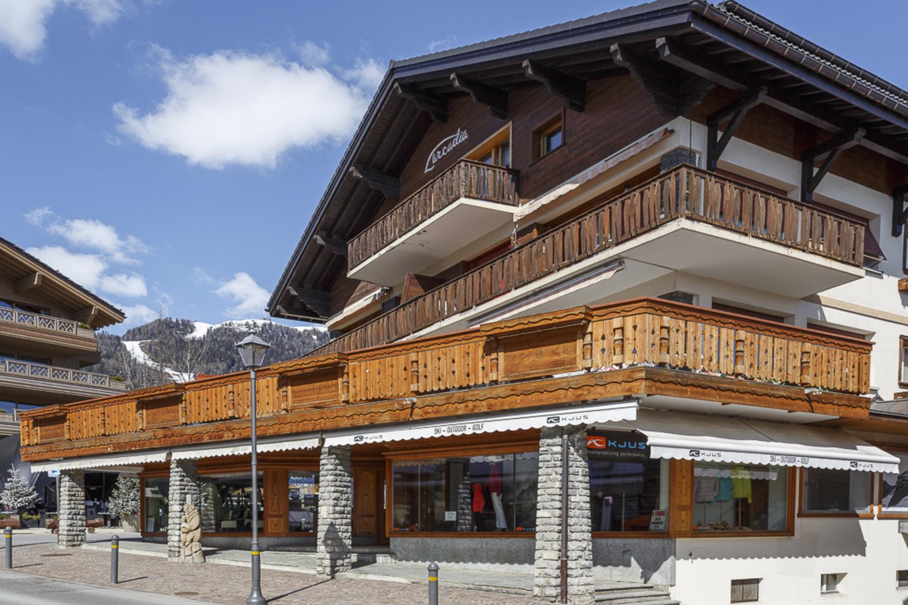Piso por un Venta en Arcadia, 4 rooms, 1st floor Rue du Prado 29 Crans, Valais, 3963 Suiza