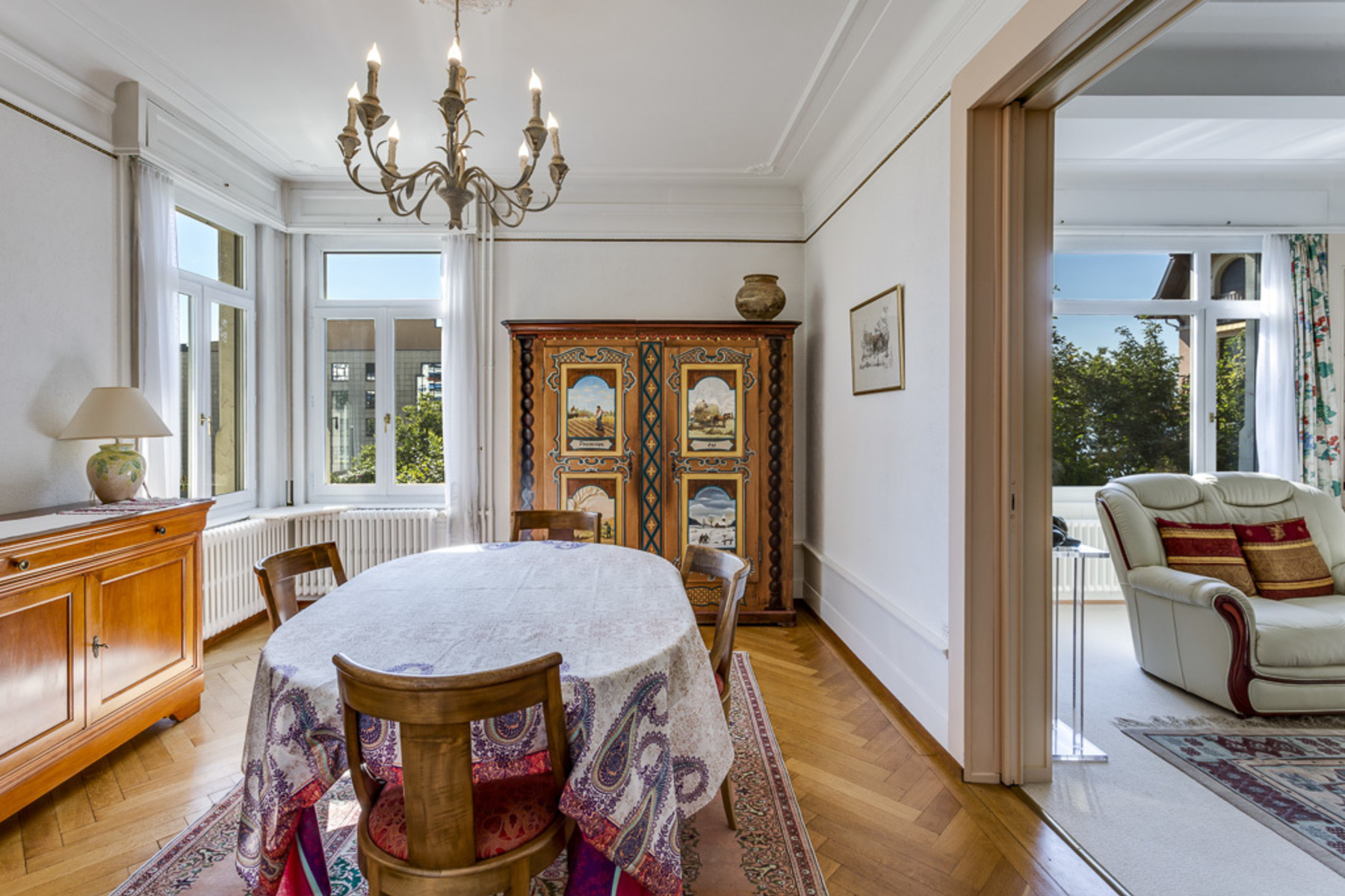Additional photo for property listing at Sumptuous mansion in the heart of Montreux  Montreux, Vaud 1820 Switzerland