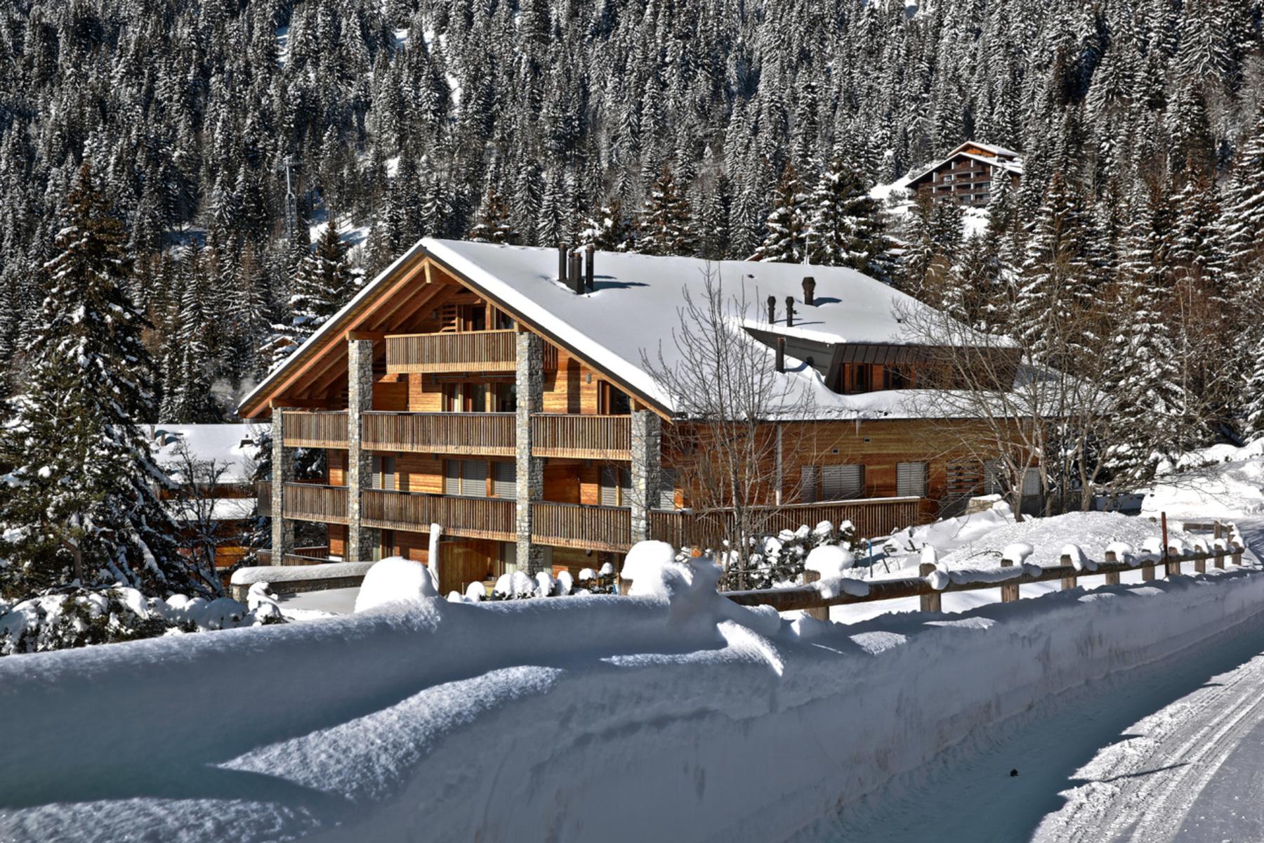 Condominio per Vendita alle ore La Perle 1 Route de la Résidence Chesieres, Vaud, 1885 Svizzera