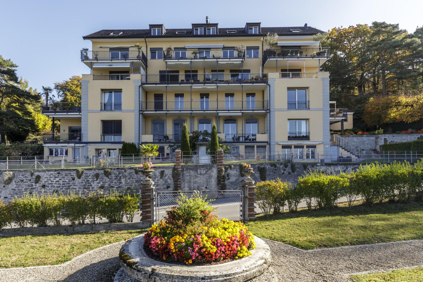 Duplex للـ Sale في Comfortable 4.5 room duplex benefiting from a splendid view Châbles, Other Switzerland, Other Areas In Switzerland, 1474 Switzerland