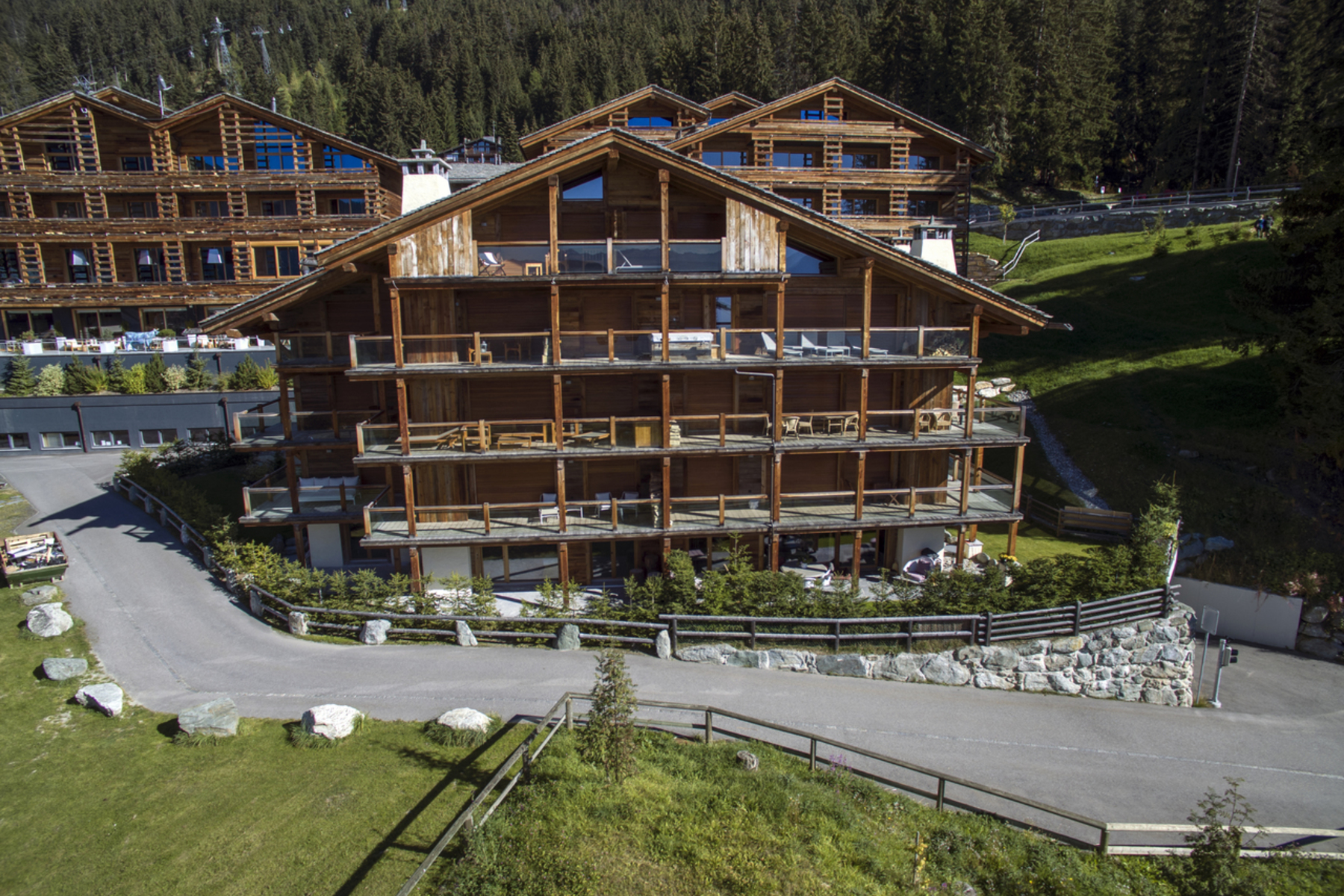 Apartment for Sale at BARYTE 2 Verbier, Valais, 1936 Switzerland