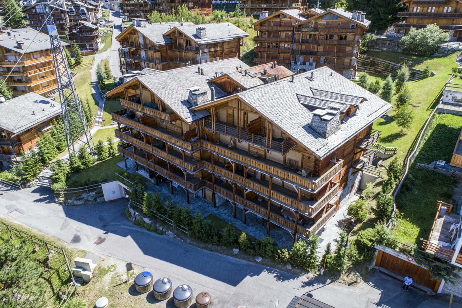 公寓 为 销售 在 GRAND SOLEIL 438 Verbier, 韦尔比耶, 瓦莱州, 1936 瑞士