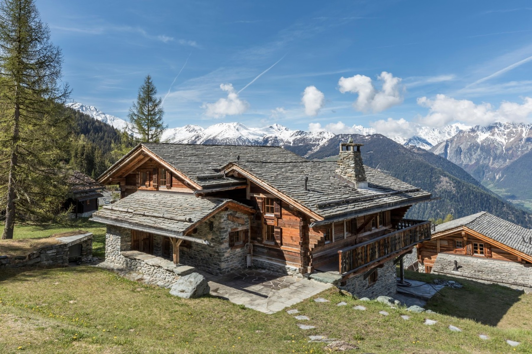獨棟家庭住宅 為 出售 在 Chalet KEWANEE Verbier, 瓦萊州, 1936 瑞士