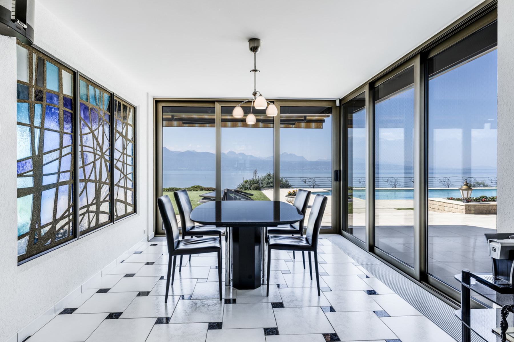Single Family Home for Sale at Modern villa with character in an exceptional location Paudex, Paudex, Vaud, 1094 Switzerland