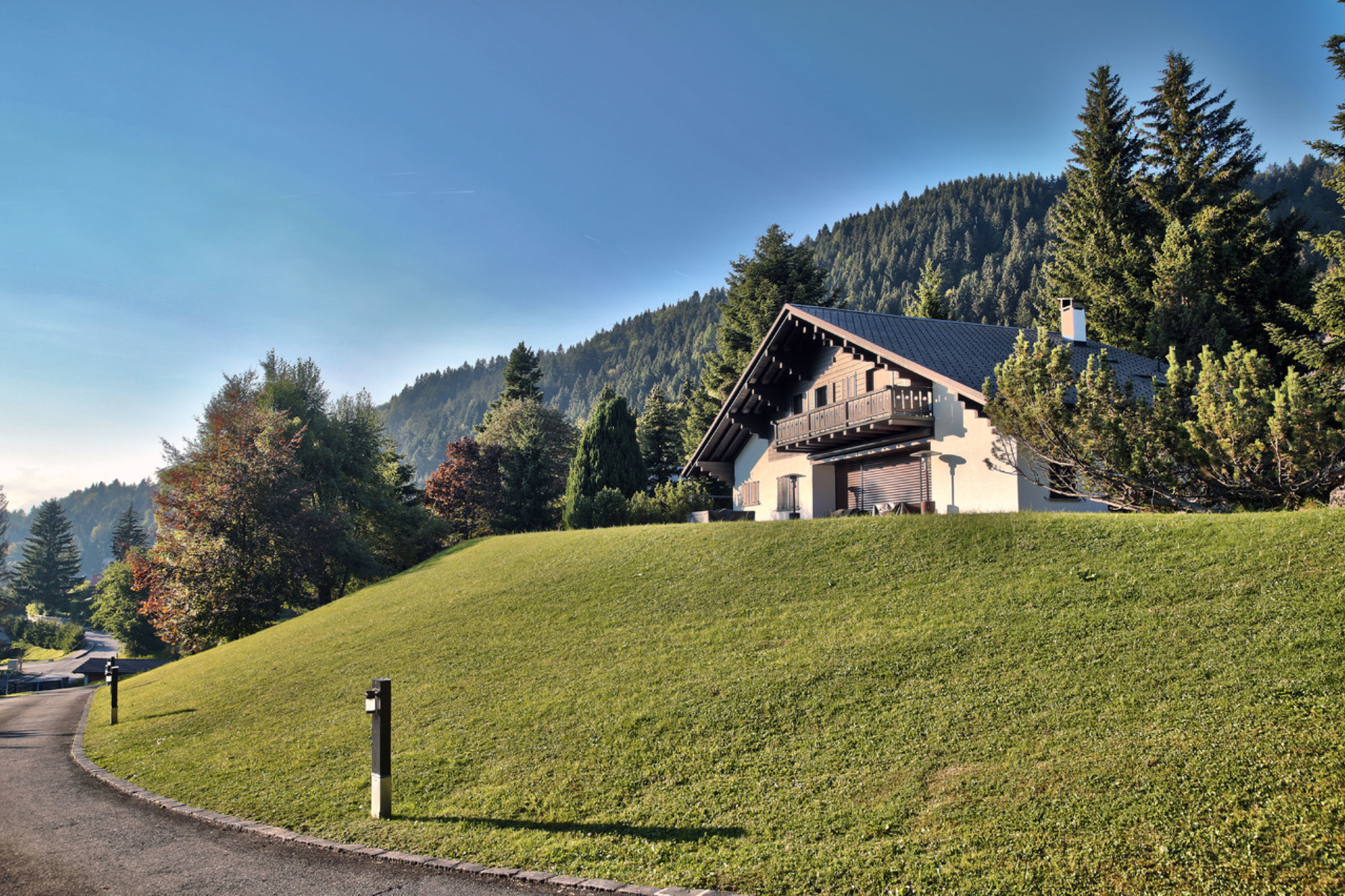 Single Family Home for Sale at Emily Rte de Solalex Gryon, Vaud, 1882 Switzerland