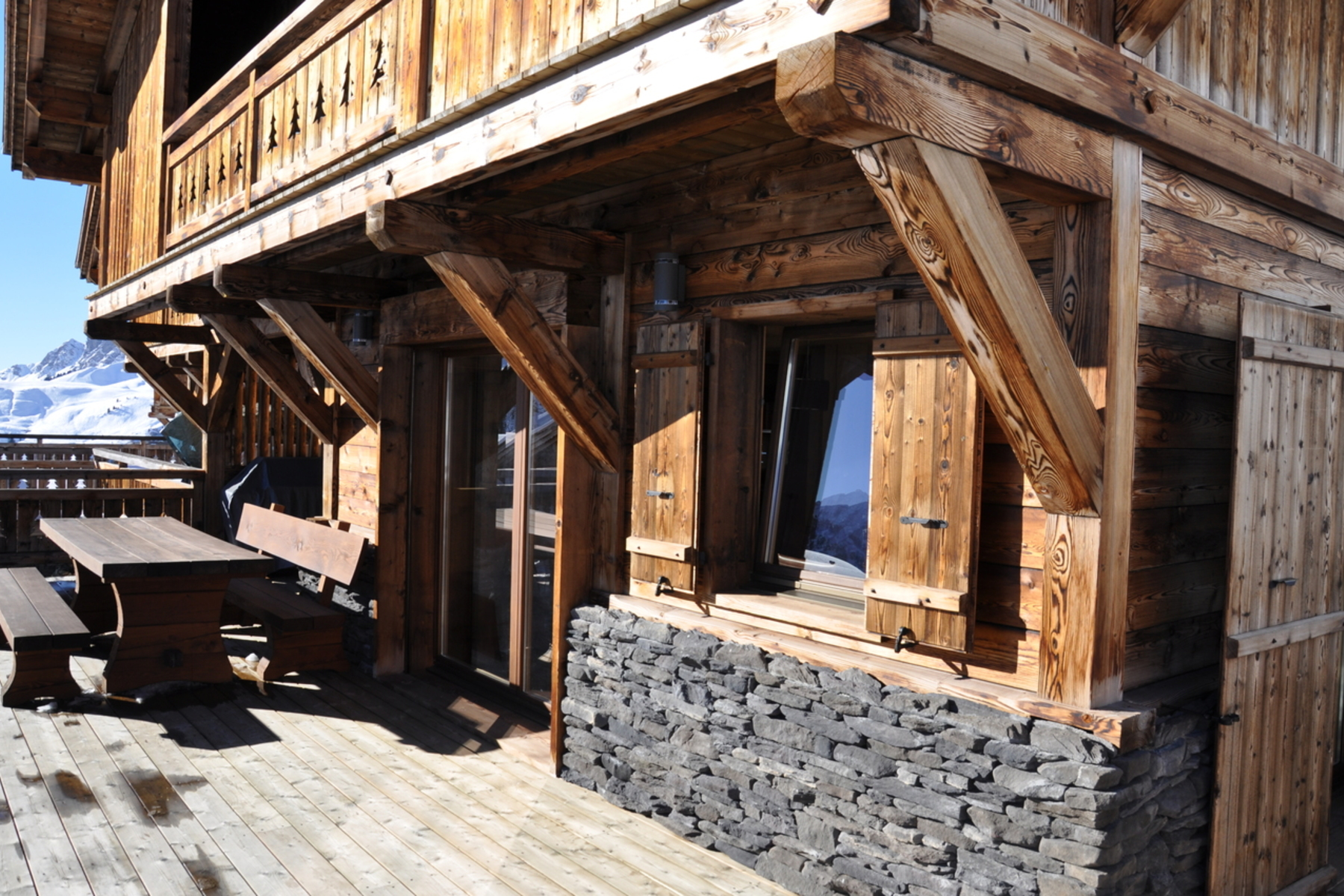 Moradia para Venda às Beautiful chalet at the heart of Les Croset ski resort Les Crosets Les Crosets, Valais, 1873 Suíça