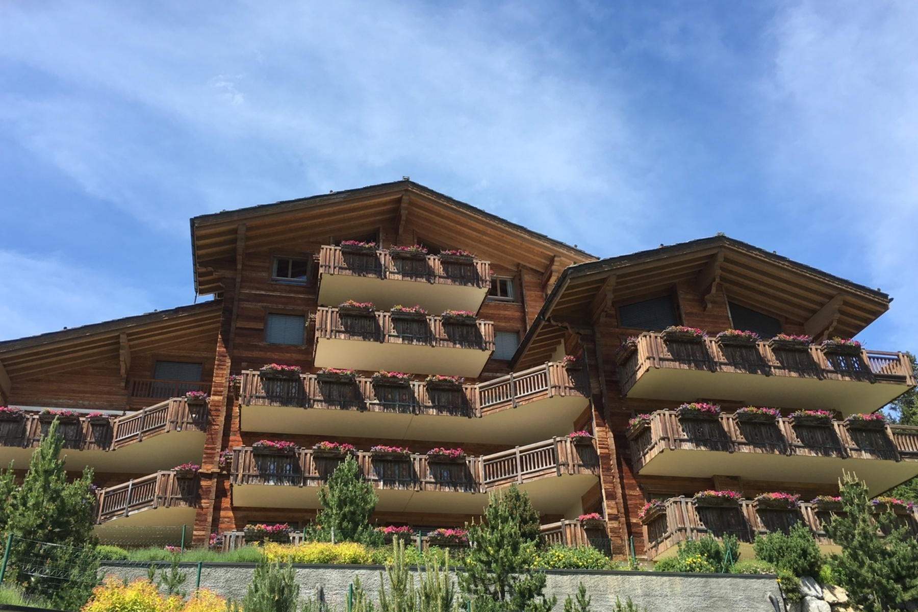Piso por un Venta en Rose des Neiges, 4 rooms, 1st floor Chemin de la Digue 40 Crans, Valais, 3963 Suiza