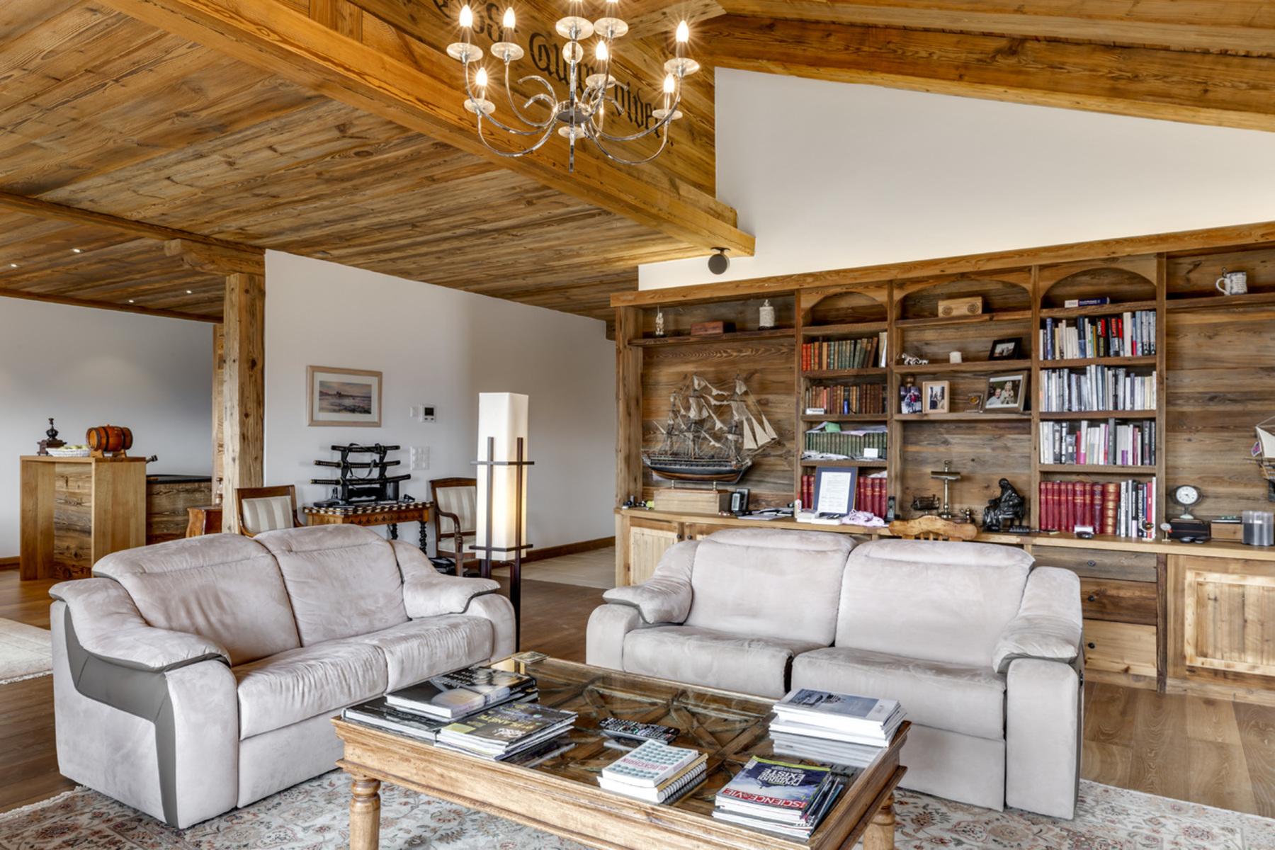 Apartments por un Venta en Beautiful 4.5 rooms in a recent residence Crans-Montana Crans, Valais 3963 Suiza