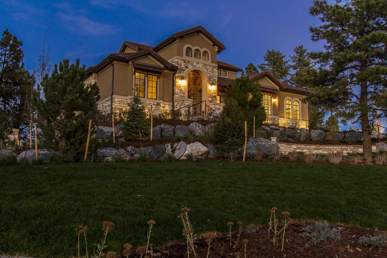 Single Family Home for Active at 1623 Avenida Del Sol Castle Rock, Colorado 80104 United States