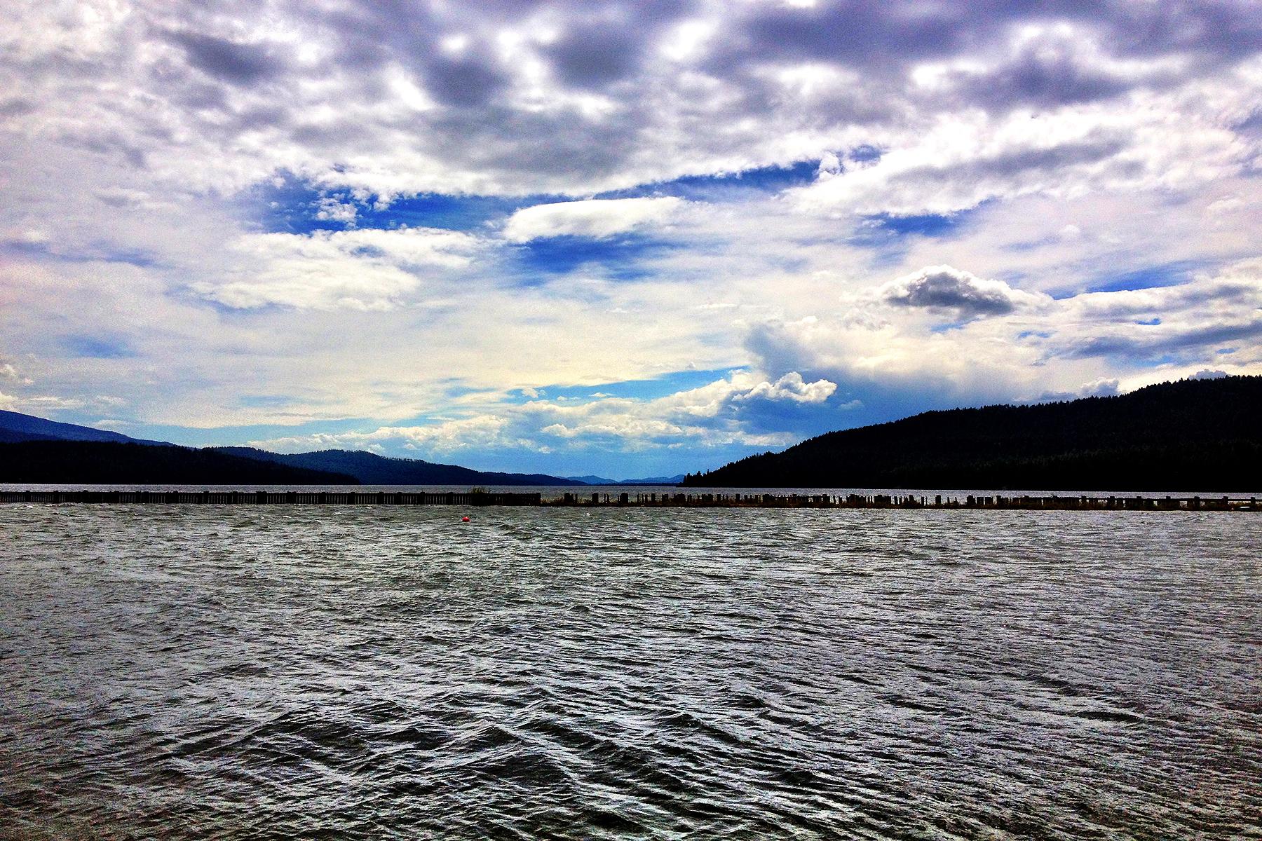 Terreno por un Venta en Waterfront Lot on Priest Lake Lot 2 Sandpiper Shores Coolin, Idaho, 83821 Estados Unidos