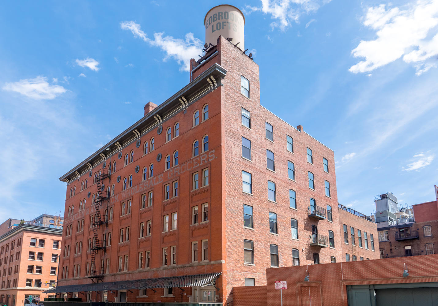 Condominium for Sale at Own a cherished piece of Denver history 1450 Wynkoop Street #1E Denver, Colorado, 80202 United States