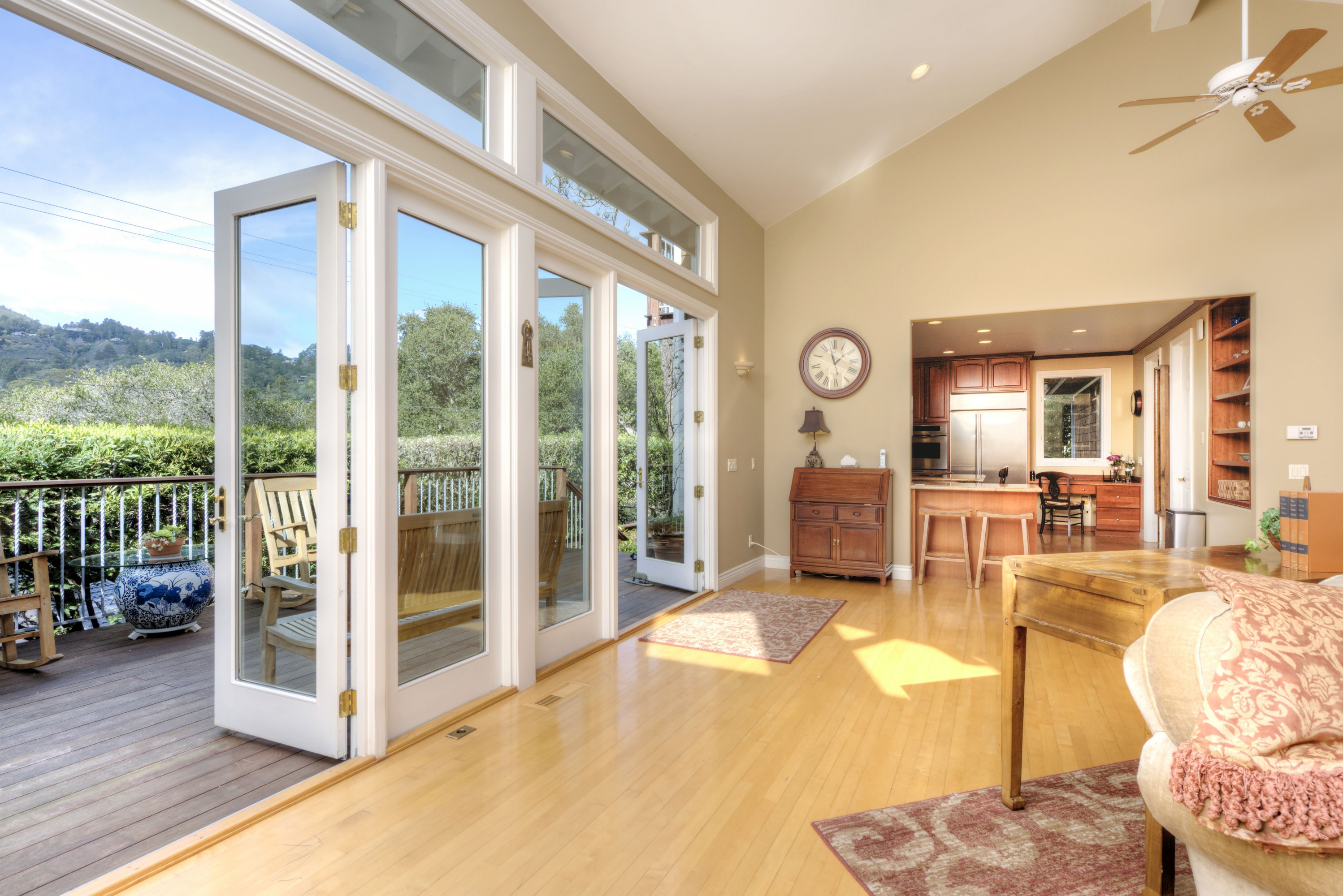 Single Family Home for Sale at Magic in Mill Valley 136 Marion Avenue Mill Valley, California 94941 United States