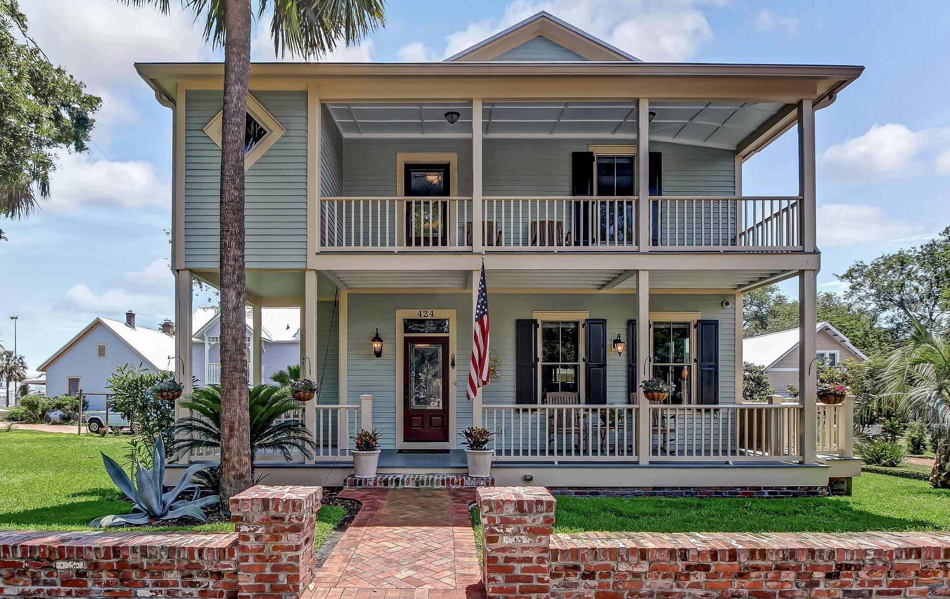Vivienda unifamiliar por un Venta en 424 N 3rd Street, Fernandina Beach FL 32034 424 N 3rd Street Fernandina Beach, Florida 32034 Estados Unidos