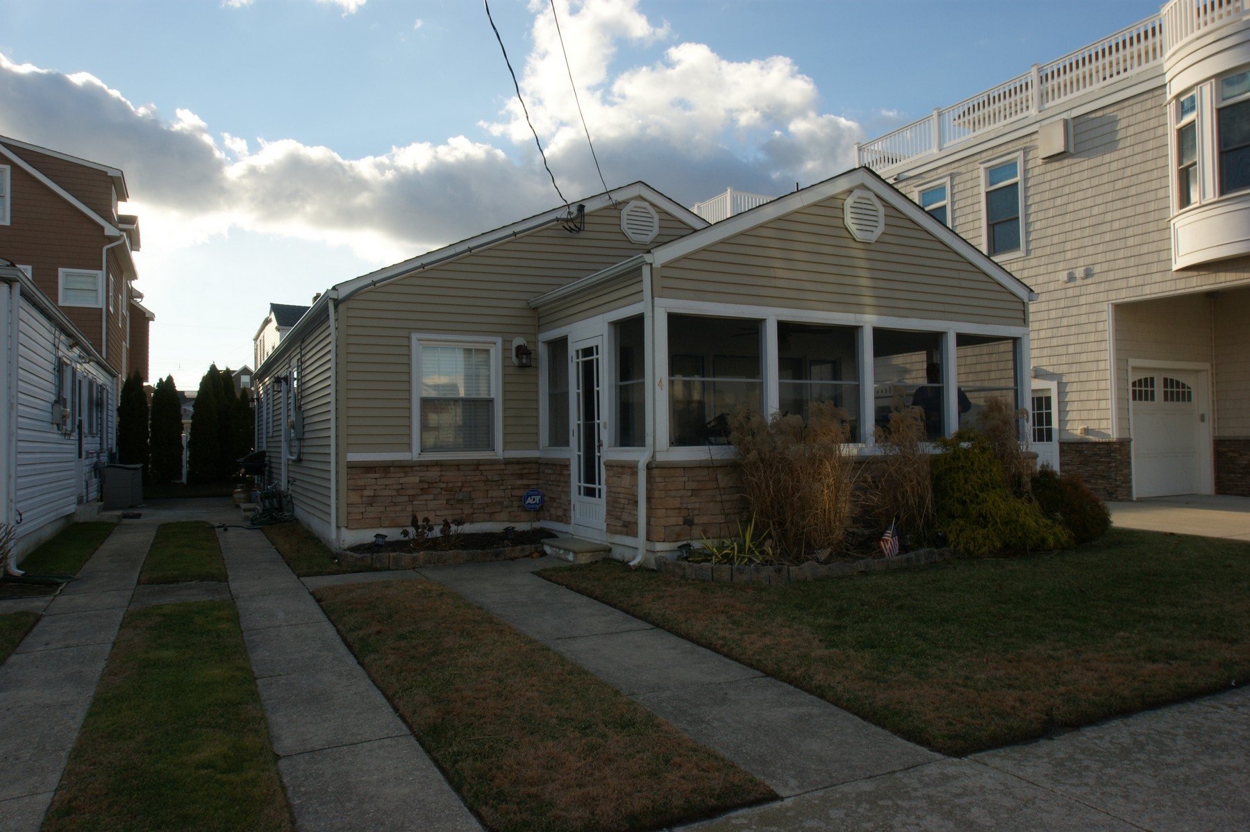 Single Family Home for Sale at 4 S 35th Ave Longport, New Jersey 08403 United States