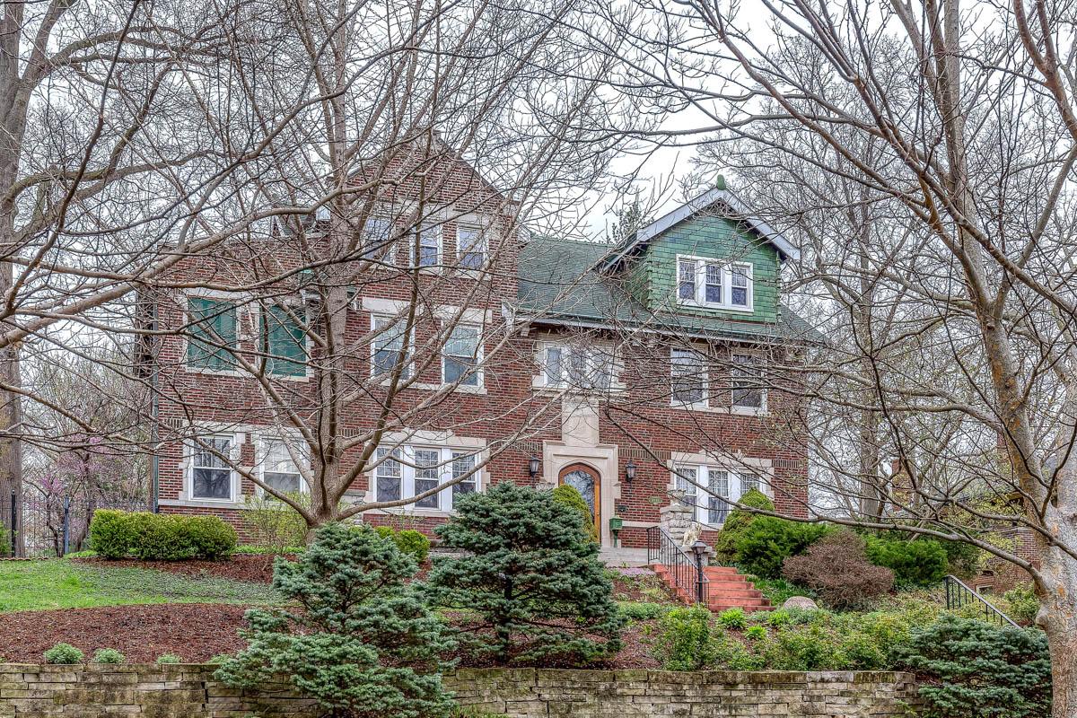 Casa para uma família para Venda às Kingsbury Blvd 6945 Kingsbury Blvd University City, Missouri, 63130 Estados Unidos