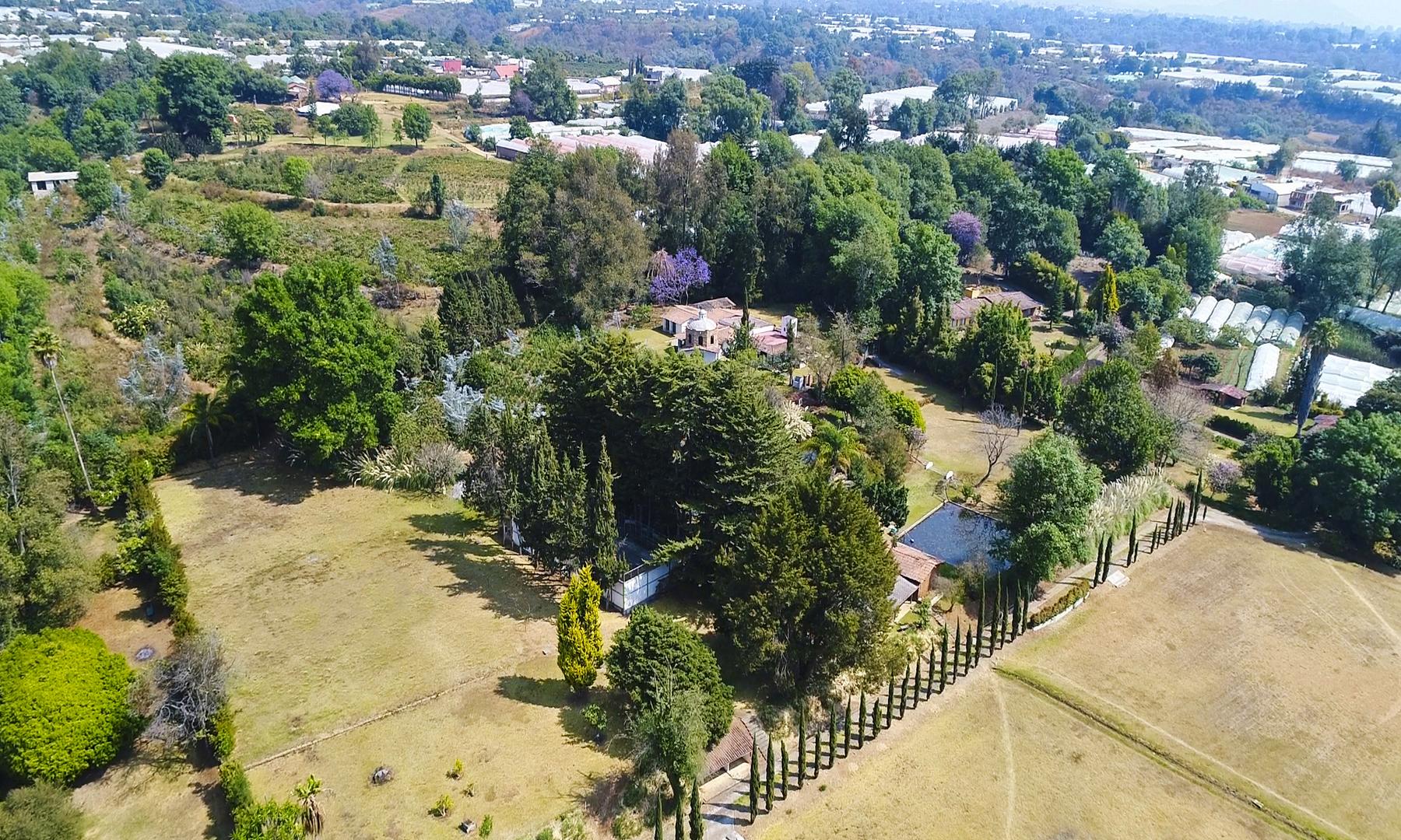 Hacienda El Rincon, Mexico City