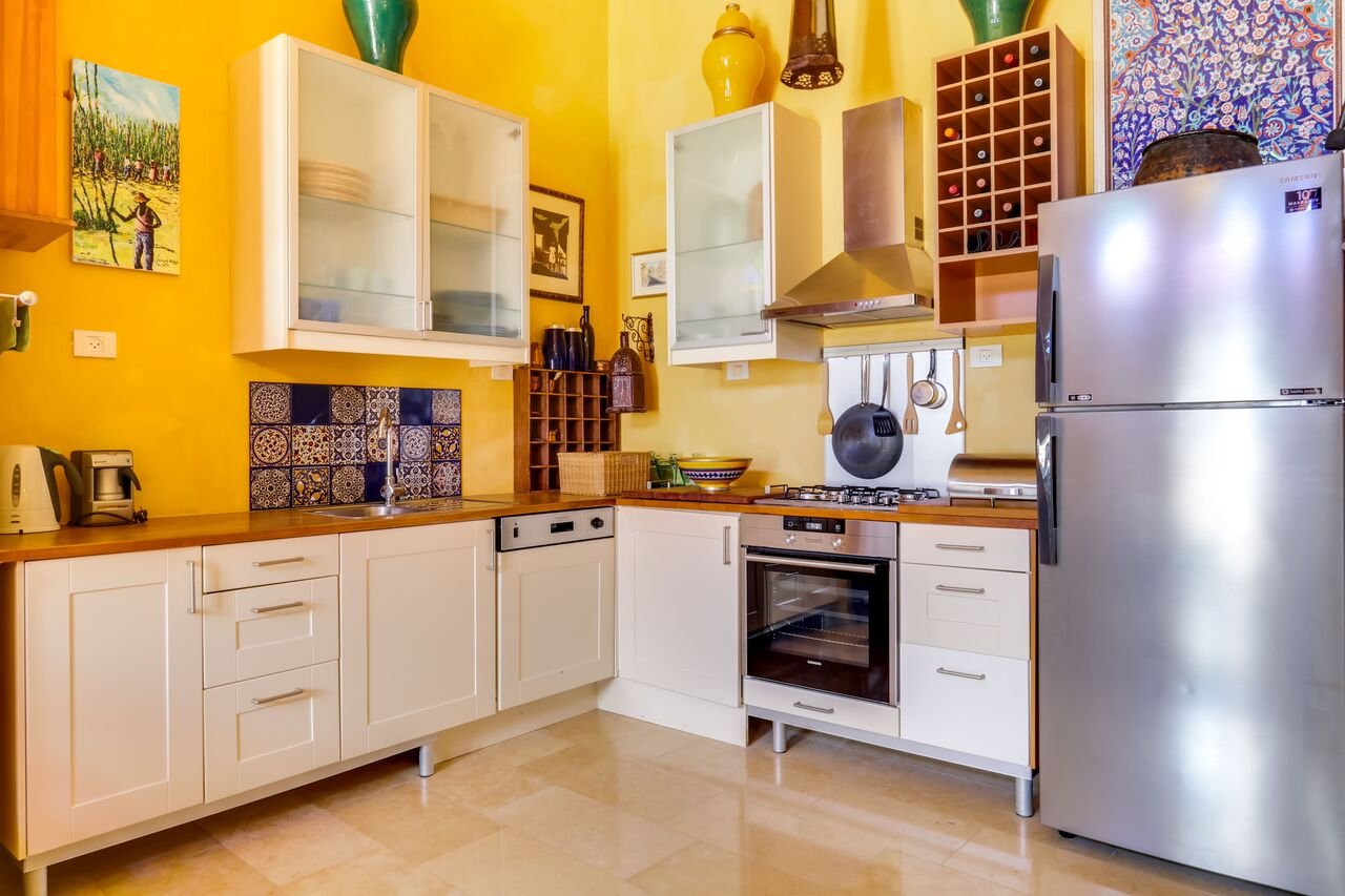 Additional photo for property listing at Enduring Luxury Boutique Old Jaffa Apartment Jaffa, Israel Israel