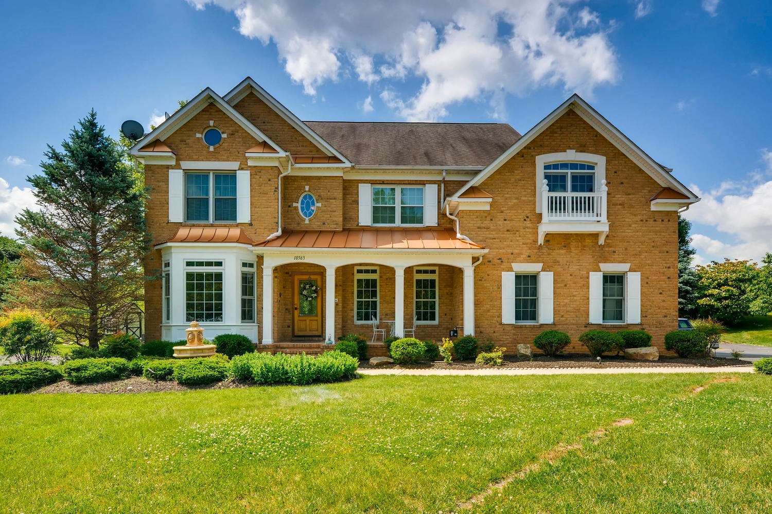 Single Family Home for Rent at Waverly Woods 10563 Dorchester Way Woodstock, Maryland 21163 United States