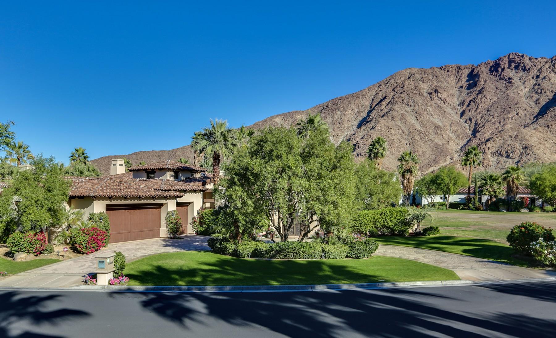 独户住宅 为 销售 在 53600 Del Gato Drive La Quinta, 加利福尼亚州, 92253 美国