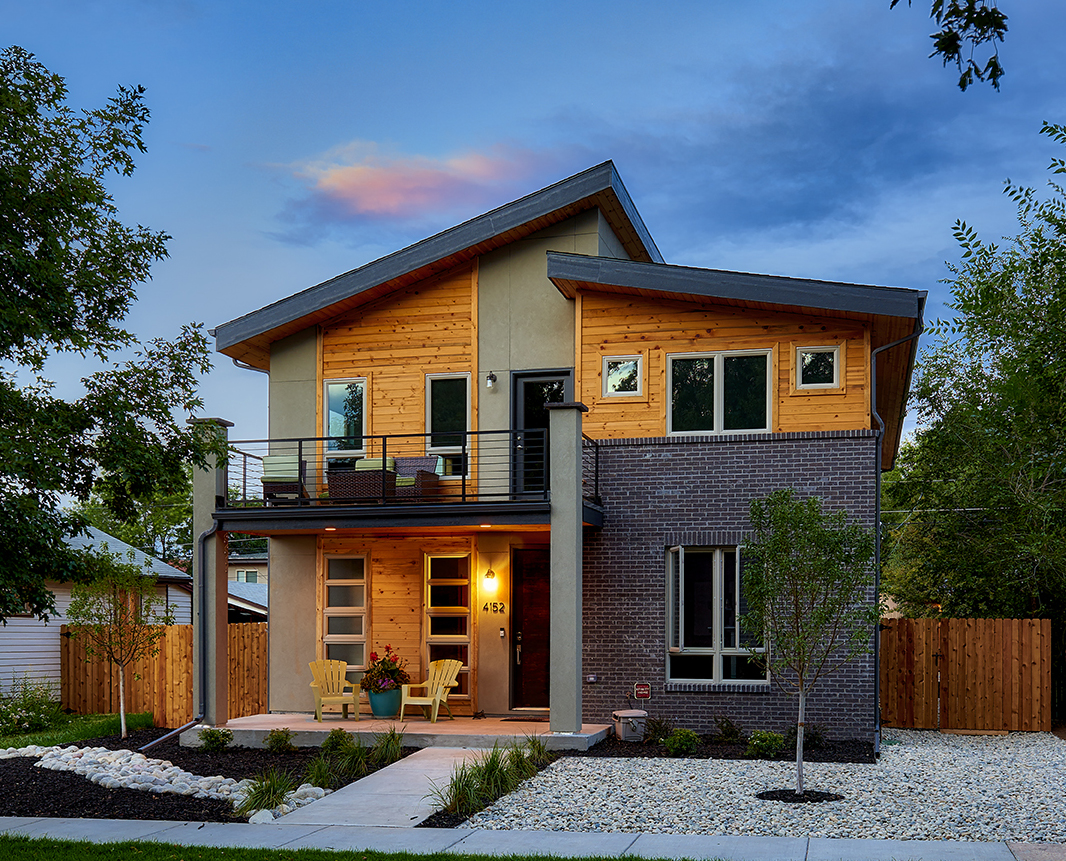 Single Family Home for Active at Stunning New Construction By MAG Builders With Modern Finishes Throughout 3956 Wolff Street Denver, Colorado 80212 United States