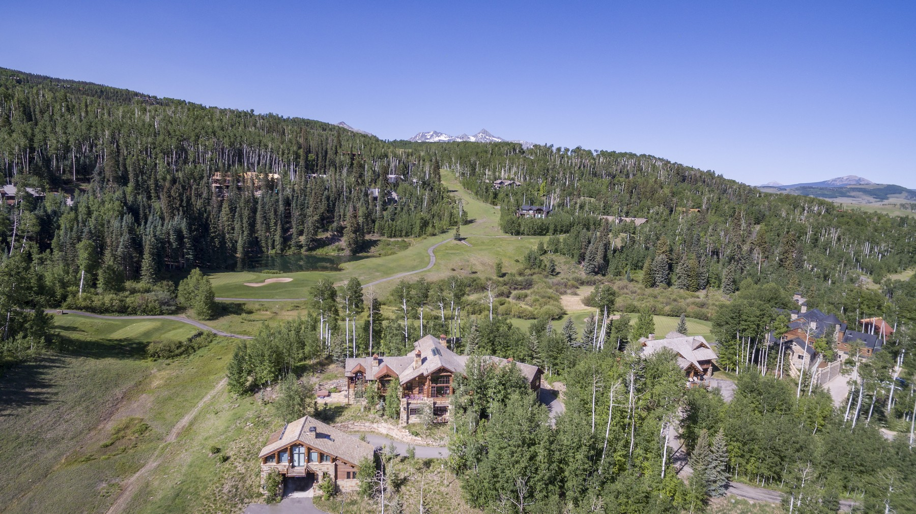 Single Family Home for Active at 234 Russell Drive 234 Russell Drive Mountain Village, Colorado 81435 United States