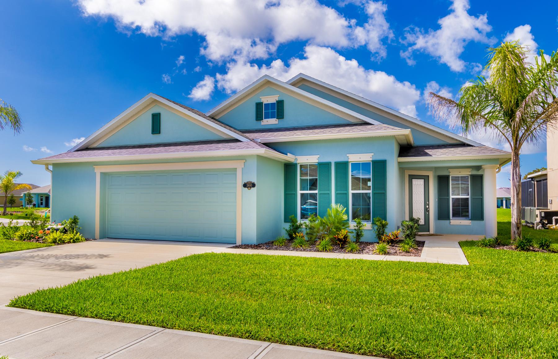 Newly Built Waterfront Home 3900 Sage Brush Circle Melbourne, Florida 32901 Hoa Kỳ