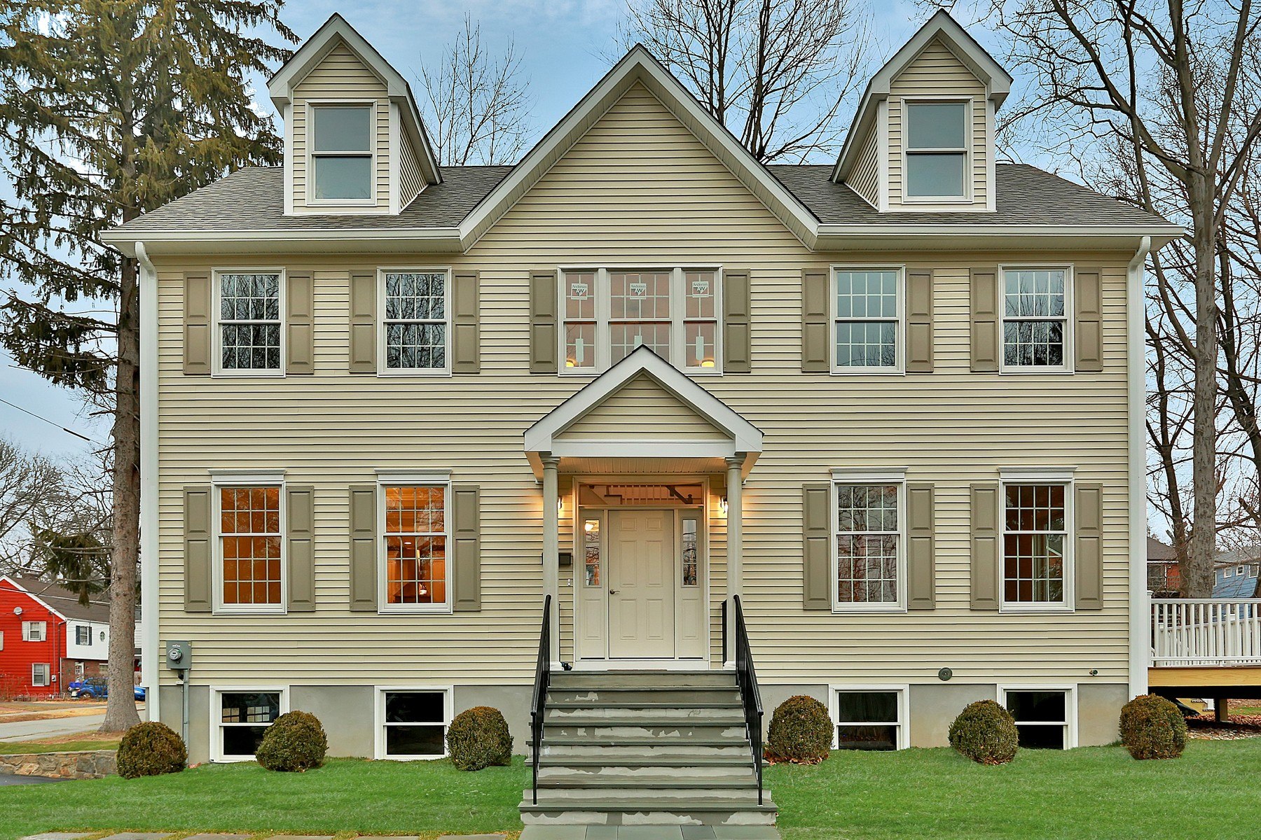 sales property at Brand New Bedford Colonial