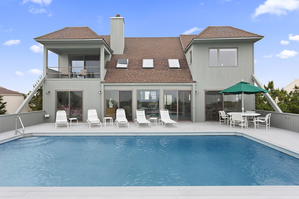 Single Family Home for Sale at Ocean to Bay Living 371 Dune Road Westhampton Beach, New York, 11978 United States