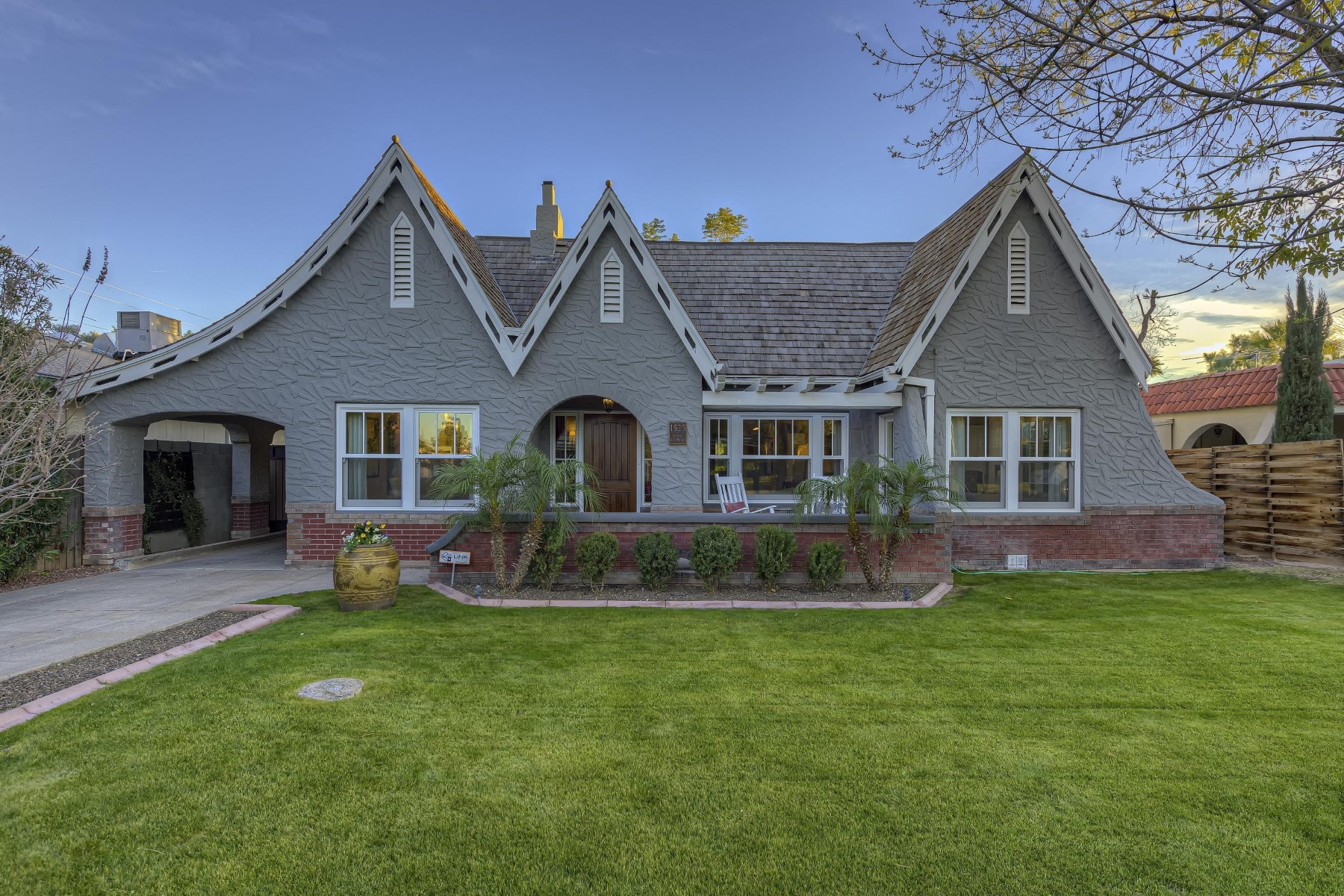sales property at Impeccably maintained Historic Tudor Revival