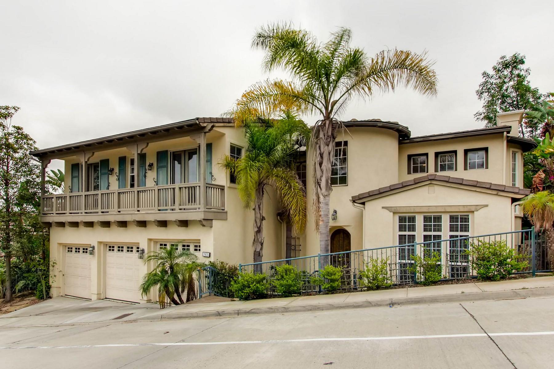 Einfamilienhaus für Verkauf beim RIDGEGATE 2625 Ridgegate Row La Jolla, Kalifornien, 92037 Vereinigte Staaten
