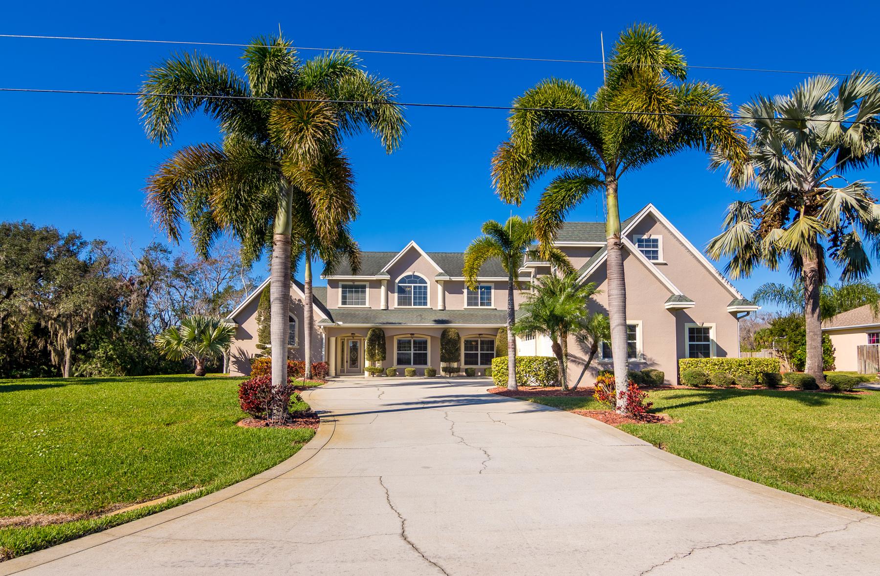 Maison unifamiliale pour l Vente à Windover Farms of Melbourne 4450 Philodendron Ct Melbourne, Florida, 32934 États-Unis