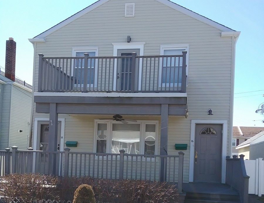 Duplex for Rent at 16 S Benson Ave 16 S Benson Ave August, Margate, New Jersey 08402 United States