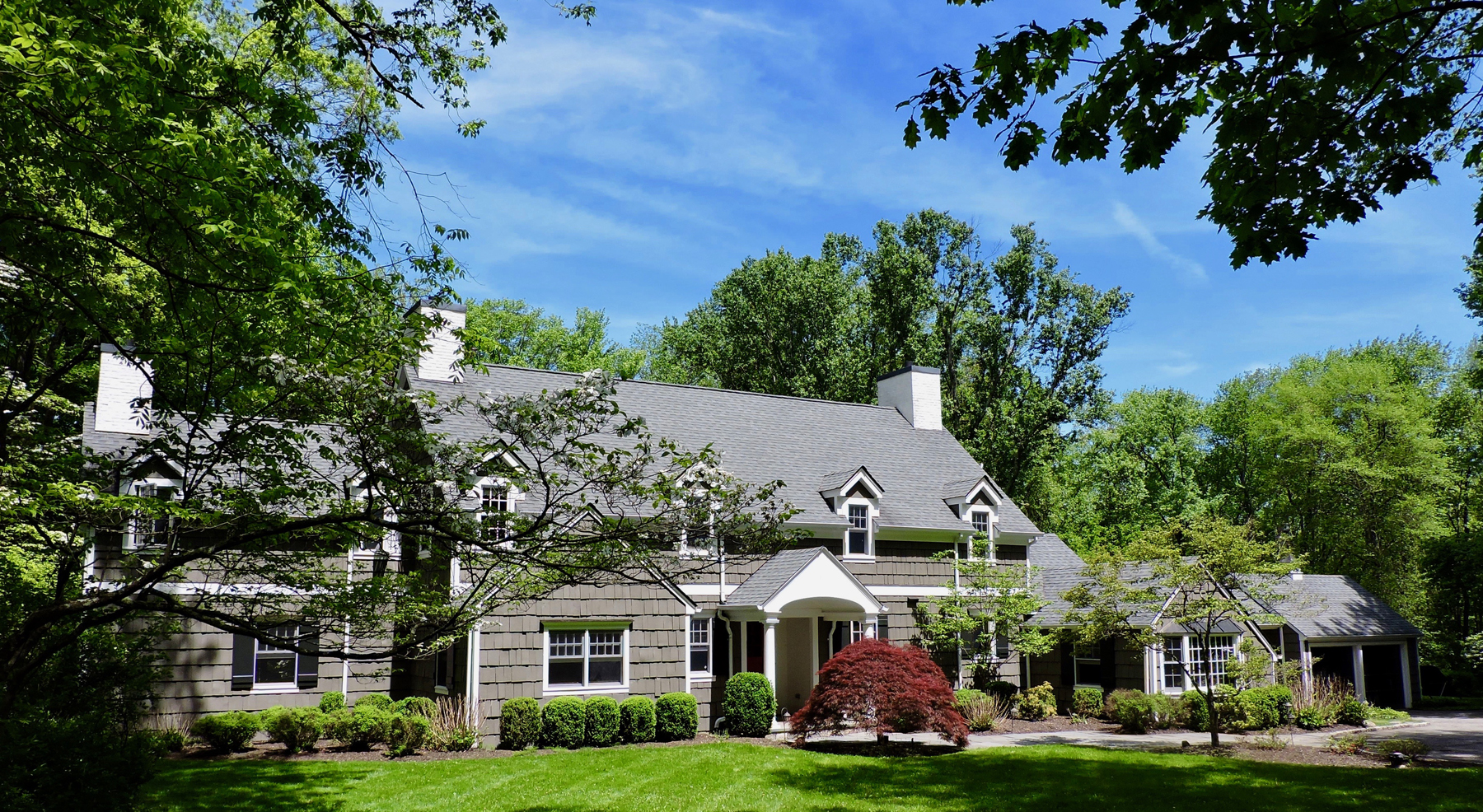 Casa Unifamiliar por un Venta en Charm & Character 279 Upper Shad Road Pound Ridge, Nueva York 10576 Estados Unidos