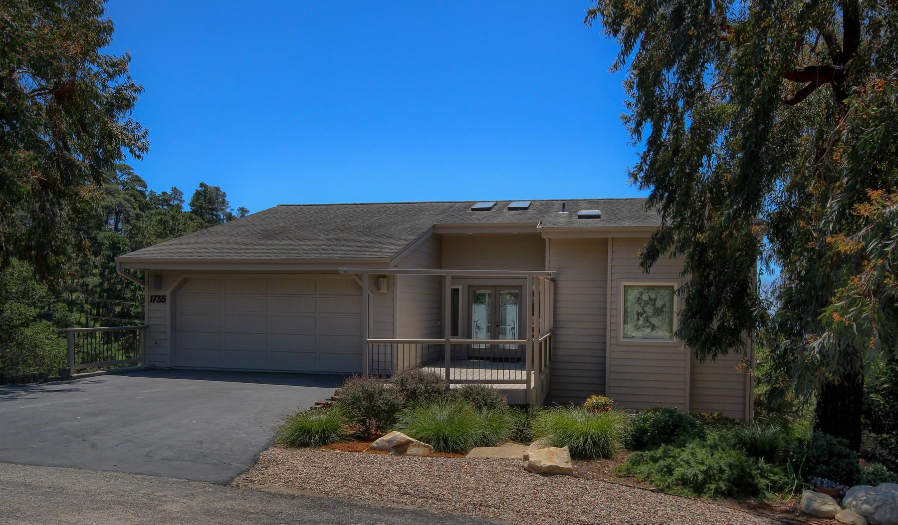 Einfamilienhaus für Verkauf beim Newhall Residence 1735 Newhall Cambria, Kalifornien, 93428 Vereinigte Staaten