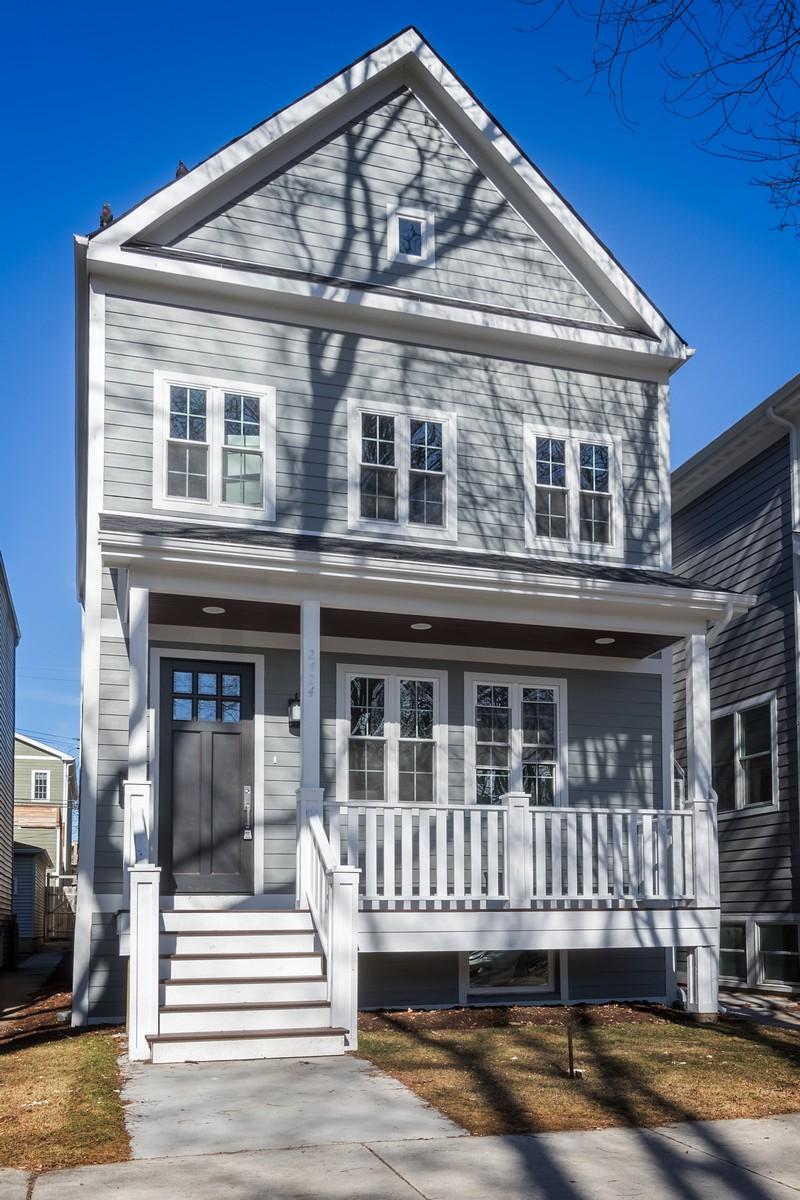 Einfamilienhaus für Verkauf beim Lincoln Square Gut-Rehab 2424 W Carmen Avenue Lincoln Square, Chicago, Illinois, 60625 Vereinigte Staaten