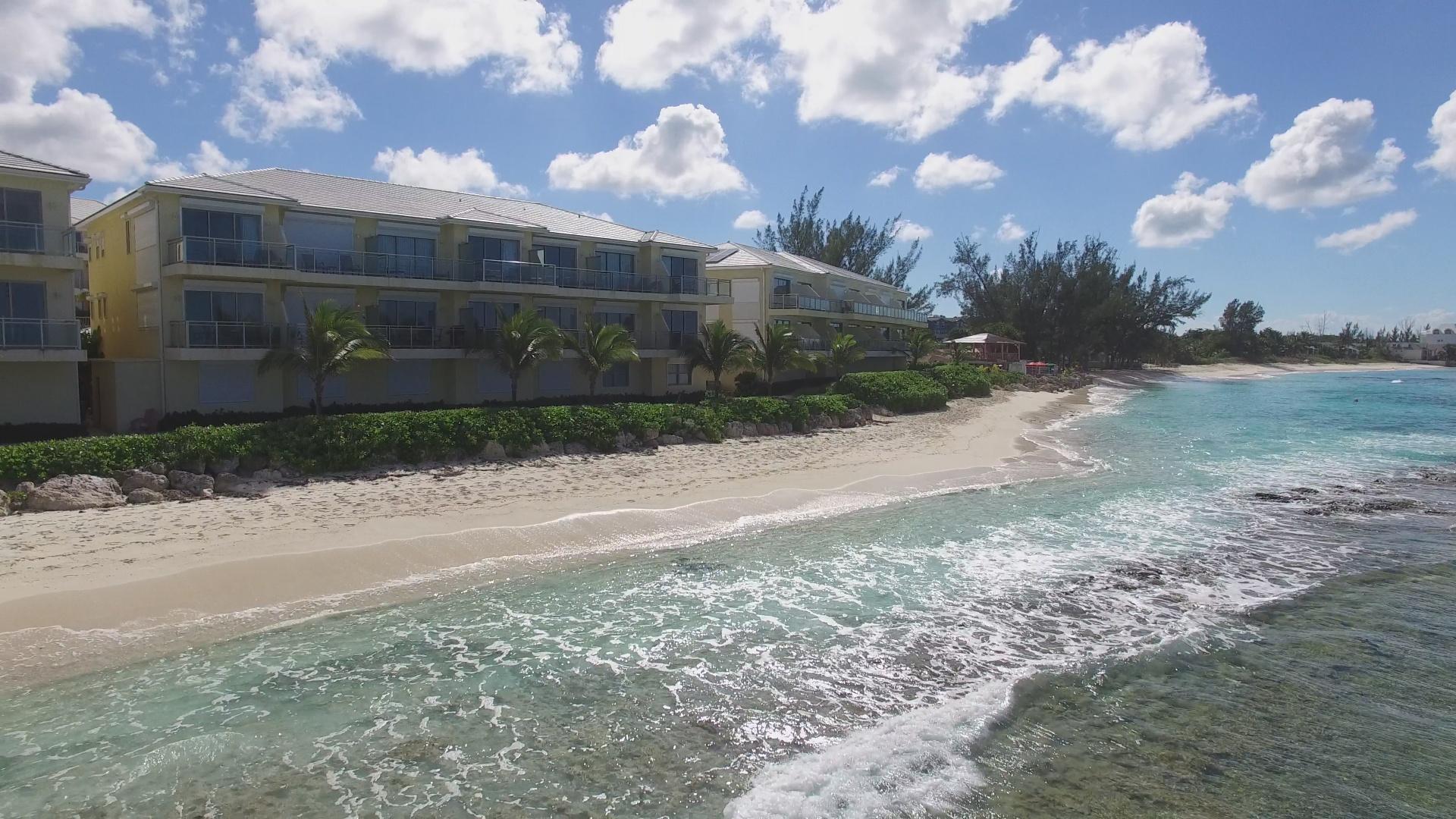 联栋屋 为 出租 在 Columbus Cove Beachfront Rental Columbus Cove, 爱情海滩, 新普罗维登斯/拿骚 巴哈马