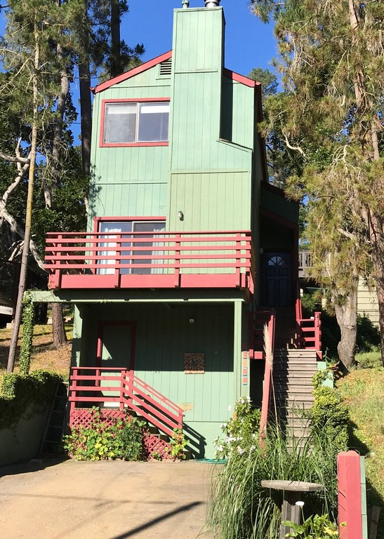 Vivienda unifamiliar por un Venta en Colorful Cambria Cottage 1795 Sandown Cambria, California, 93428 Estados Unidos