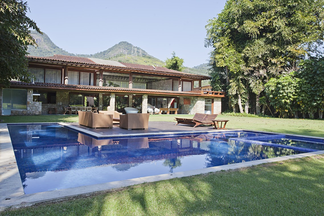 Частный односемейный дом для того Продажа на Project by Thiago Bernardes Condomínio Porto Do Frade Angra Dos Reis, Рио-Де-Жанейро, 23946-015 Бразилия