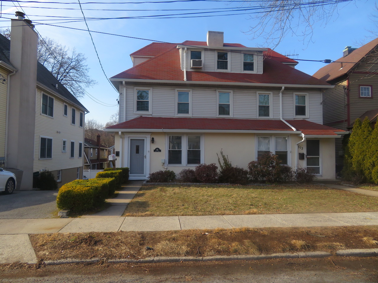 Single Family Home for Rent at 511 First Avenue 511 First Avenue Pelham, New York 10803 United States