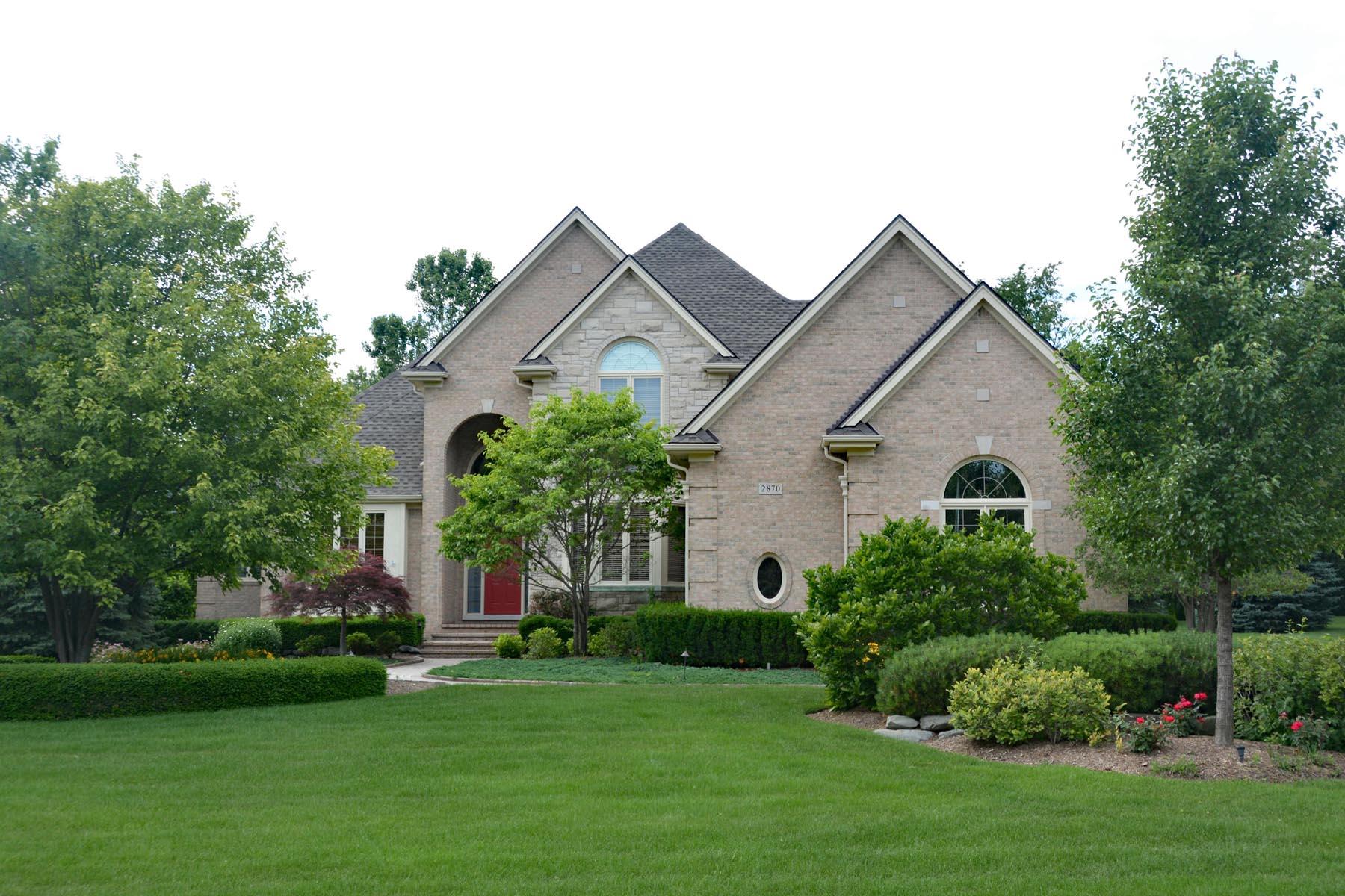 Condominium for Sale at Oakland Township 2870 Plum Creek Oakland Township, Michigan, 48363 United States